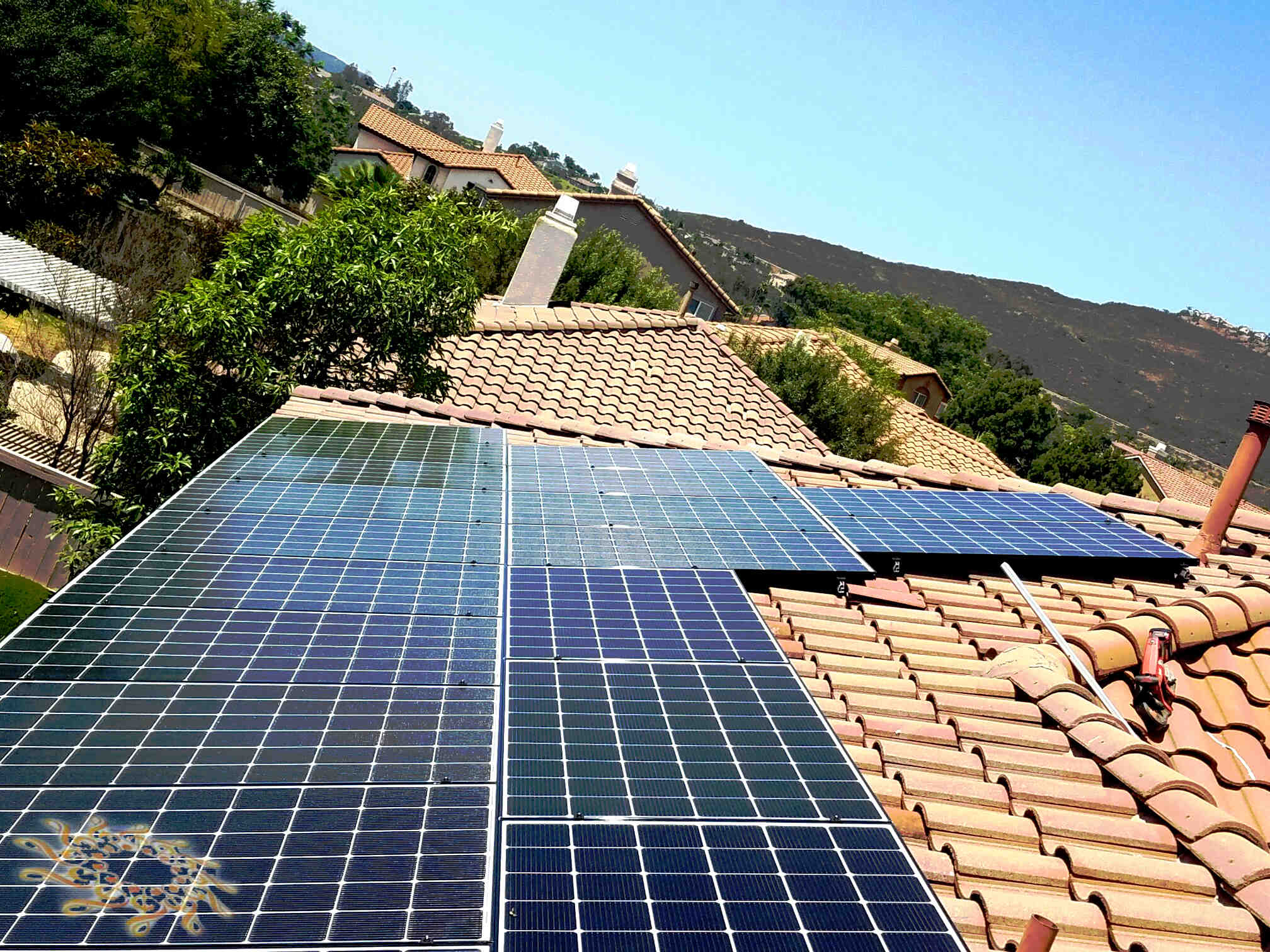 Does San Marcos TX have solar power?