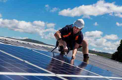 How do you negotiate with solar installers?