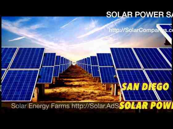 How much does solar cost in San Diego?