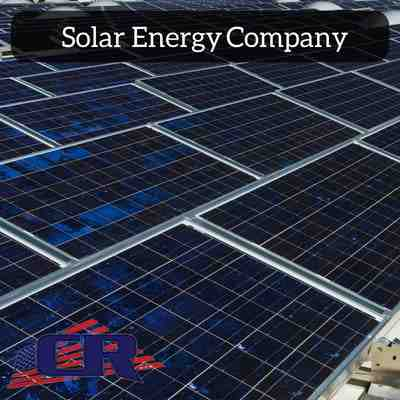 What are the top 5 solar companies?
