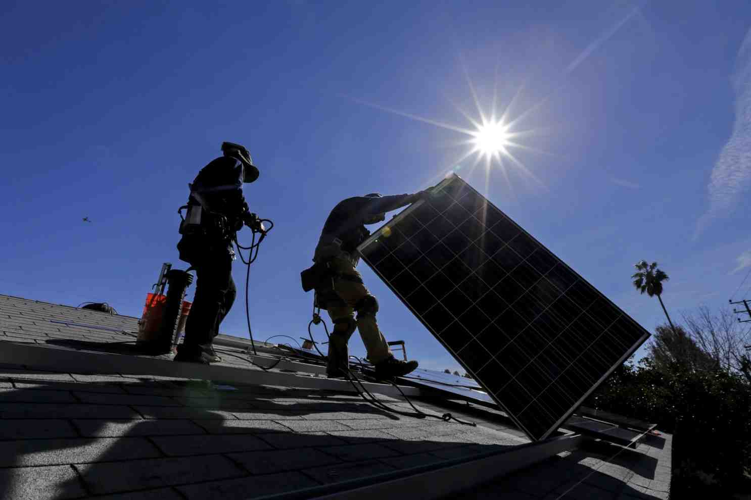 What is the cost of solar installation?