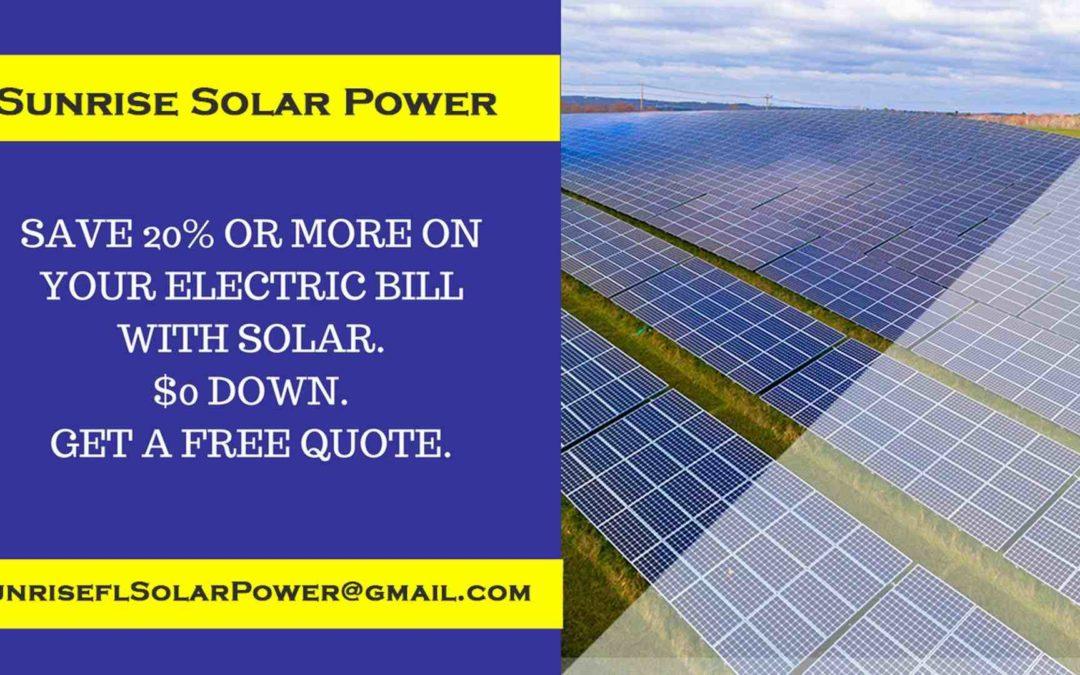 90803 Solar Installers