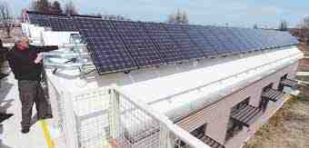 Are solar panels bad for your roof?