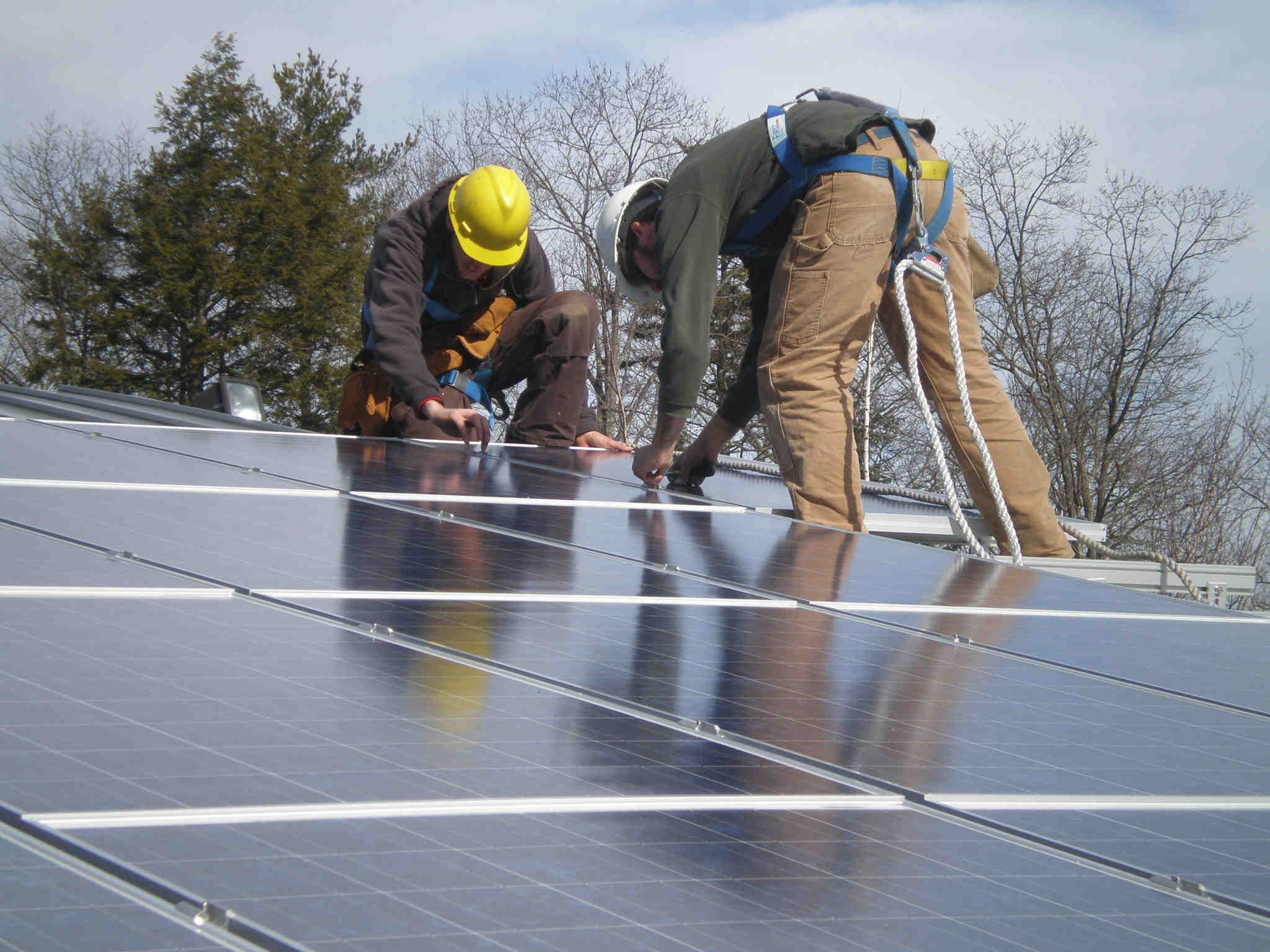 Can you really get solar for free?