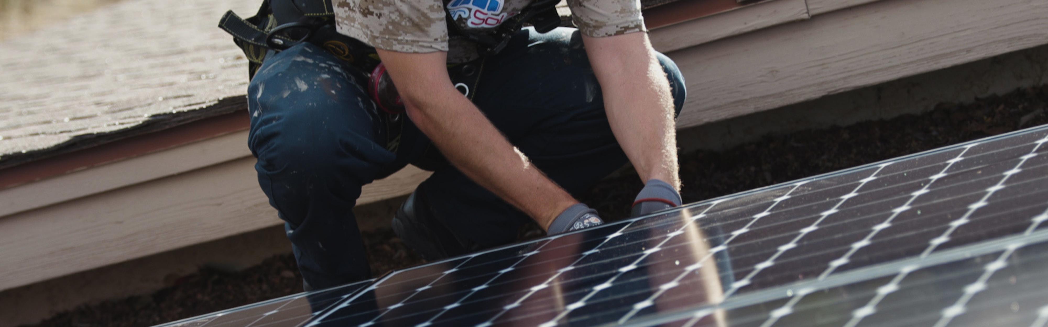 How do I choose a good solar company?
