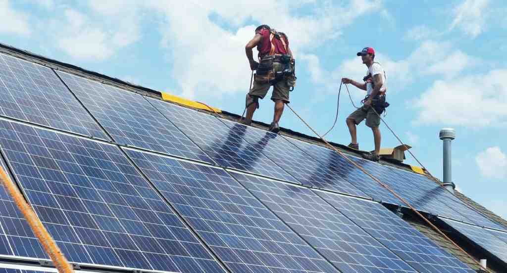 Is solar source always available?