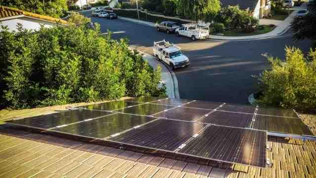 Solar Installers Idyllwild
