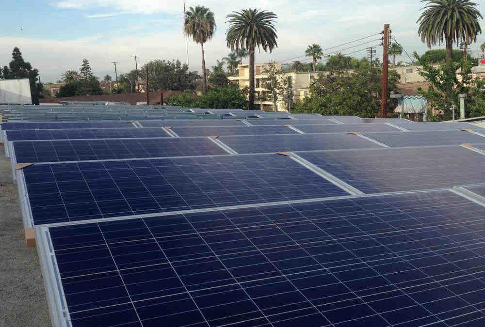 Solar Installers Long Beach