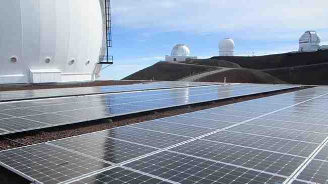 Solar Installers Mountain Center