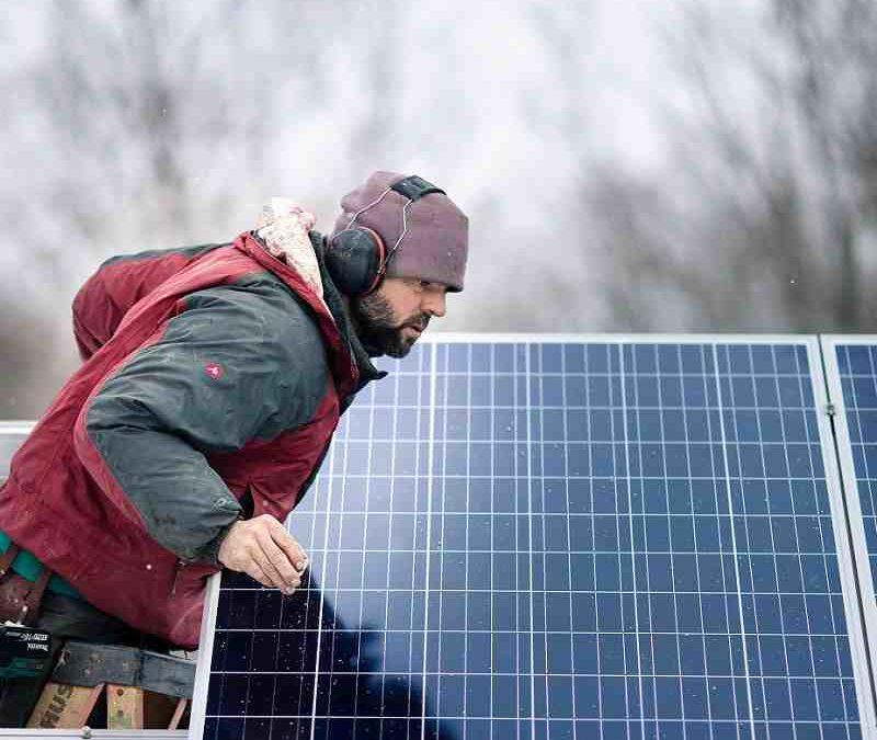 Solar Installers Westminster