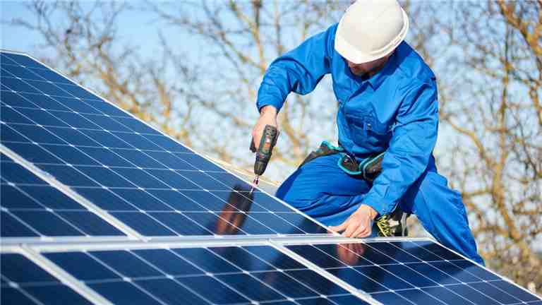 Who are the largest solar companies?