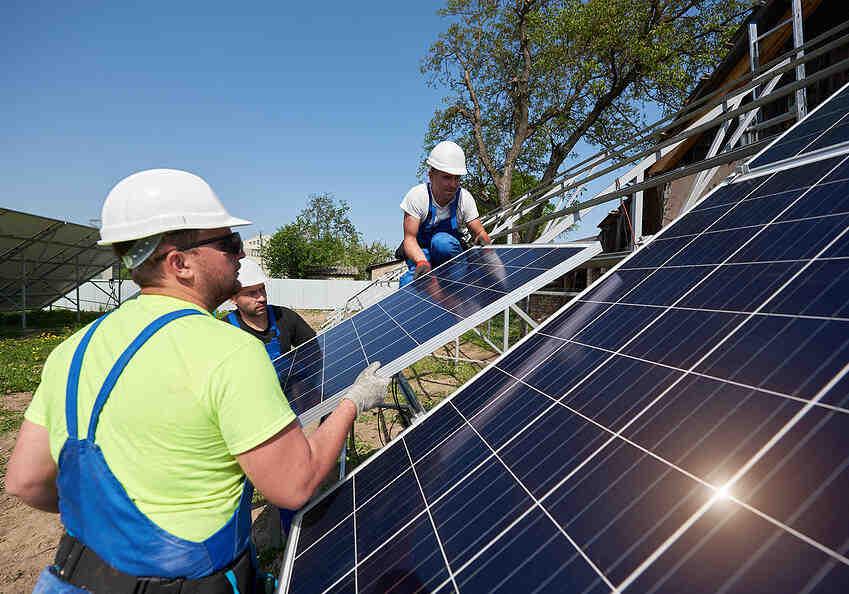 91932 Solar Installers