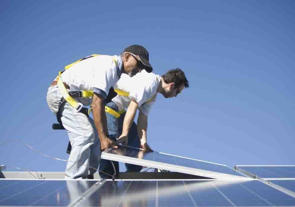 Does NASA use SunPower panels?