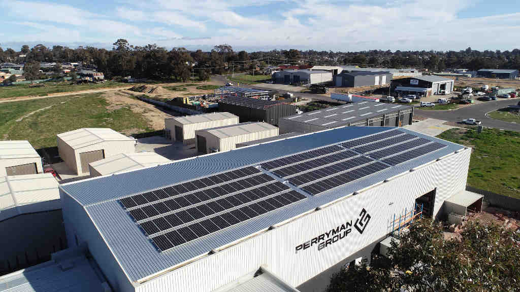 How many solar kW are needed to power a house?