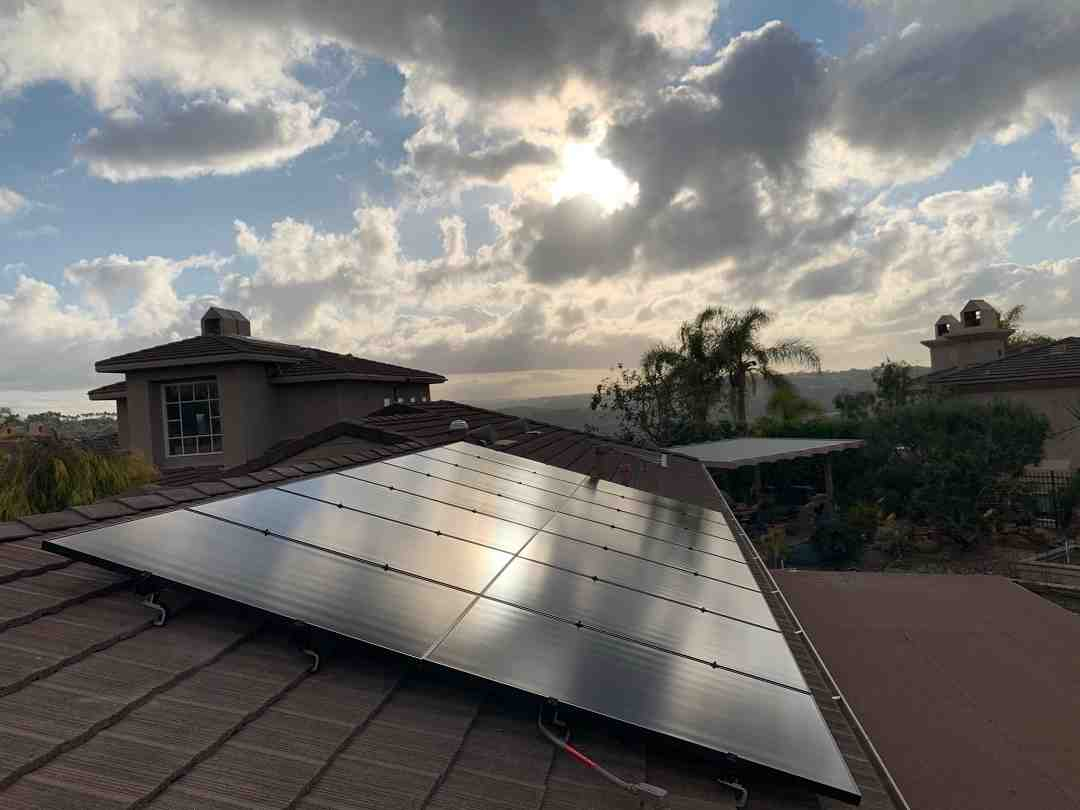 How much does it cost to install solar panels on a 1500 square foot house?