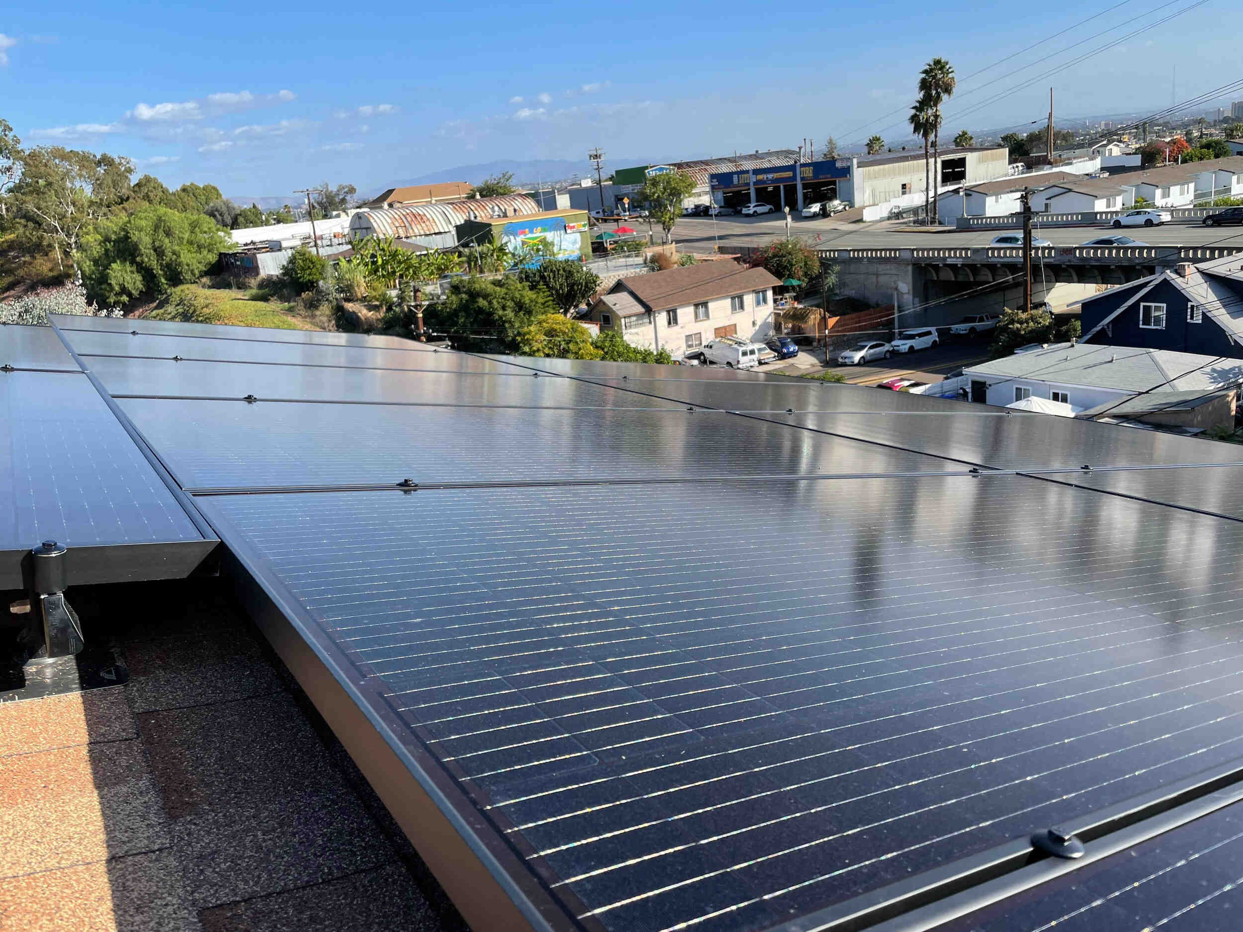 Is it worth to install solar panels in California?
