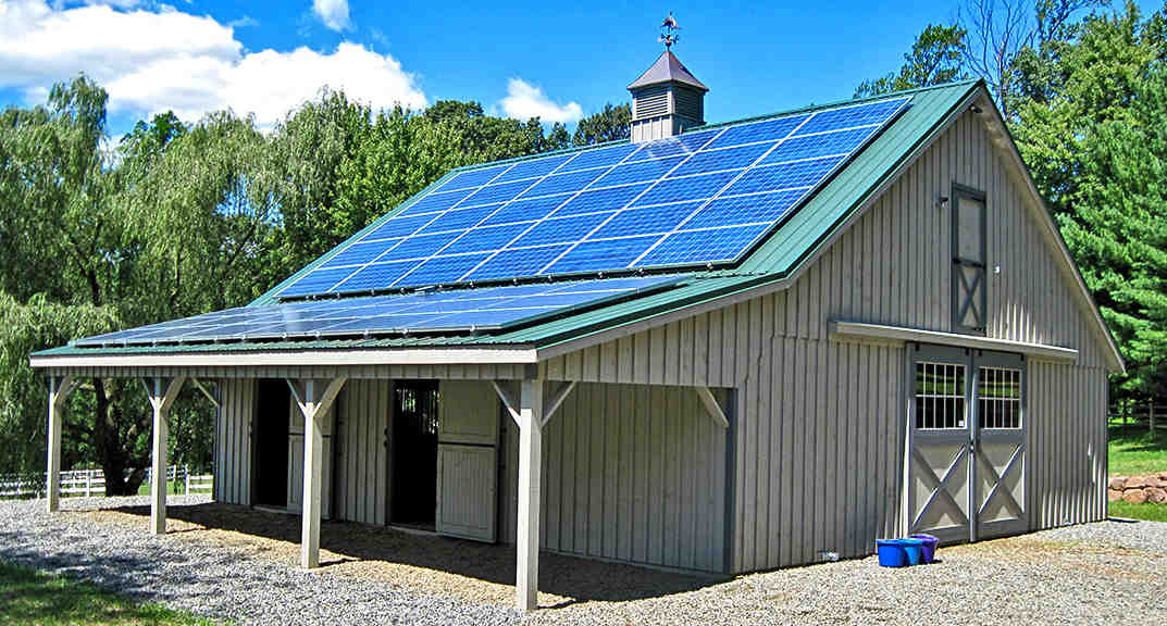 What is the best solar battery 2020?