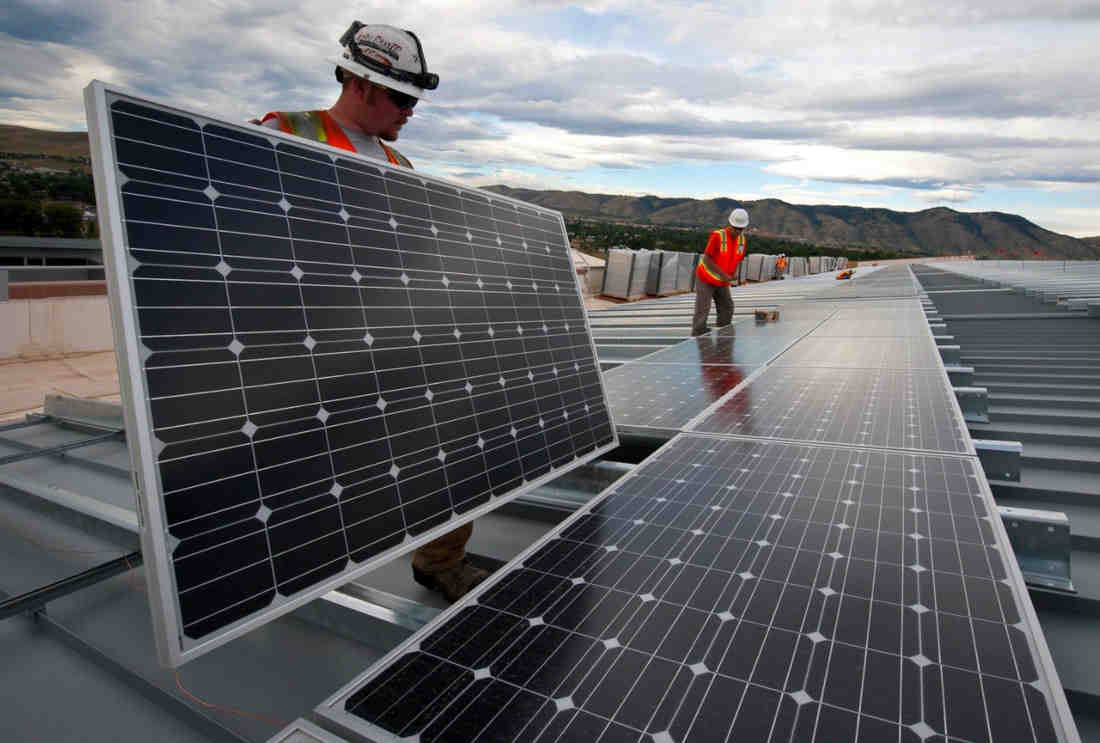 What solar company does Costco use?