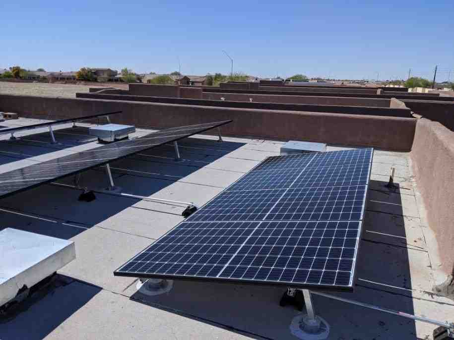 Who is the most reputable solar company?