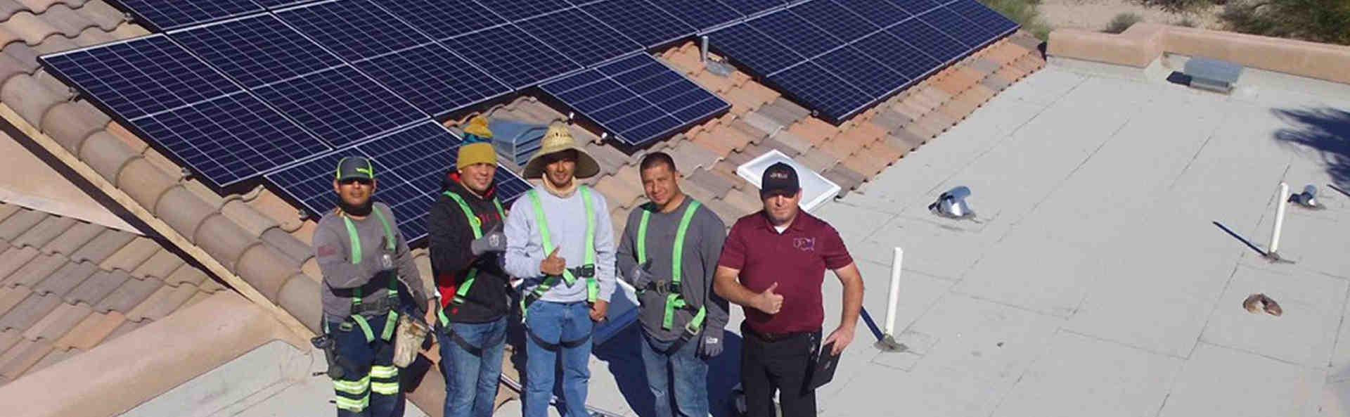 Who took over ASD solar?