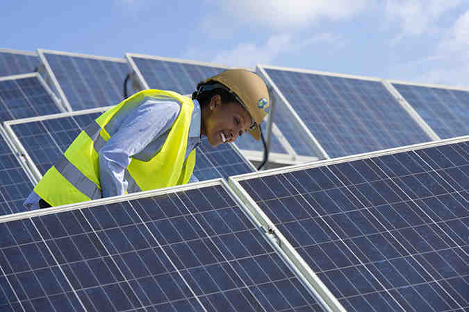 Can I install solar panels myself in California?