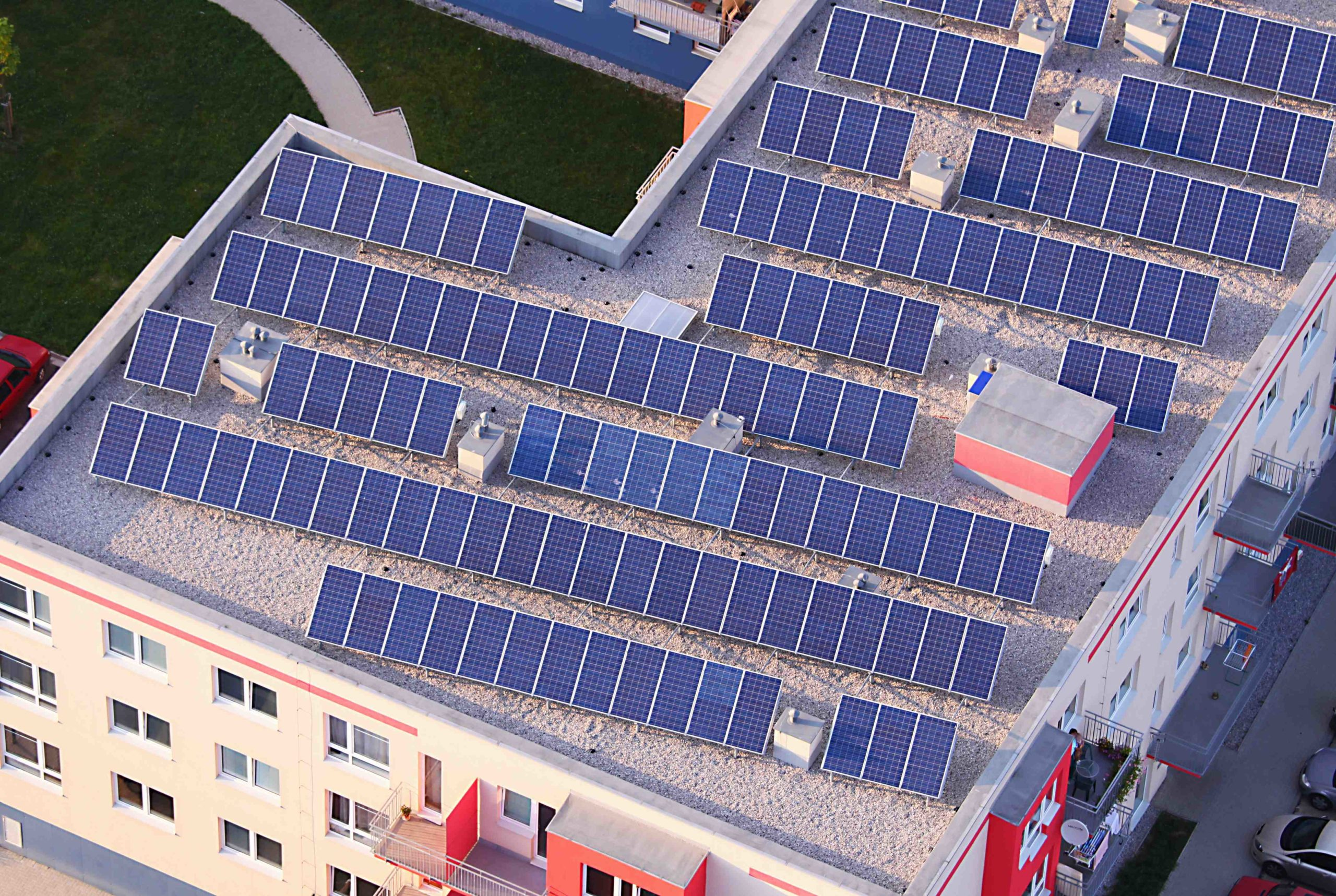 How long are solar panels financed for?