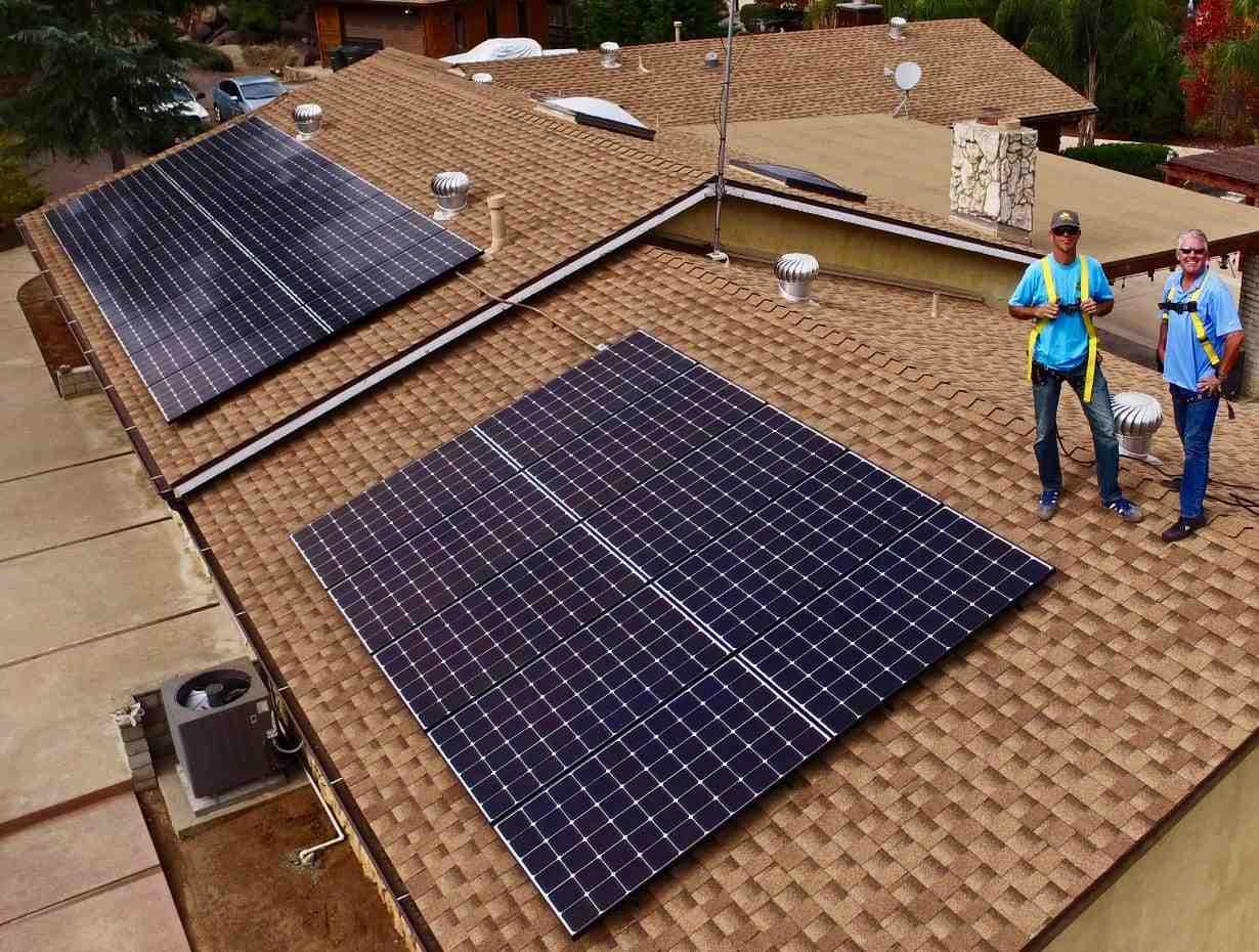 Is Tesla selling solar roof tiles?