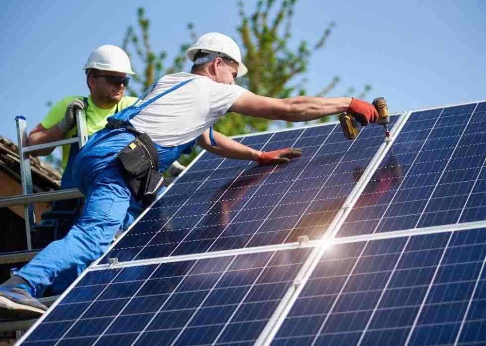 Solar Installers 92040
