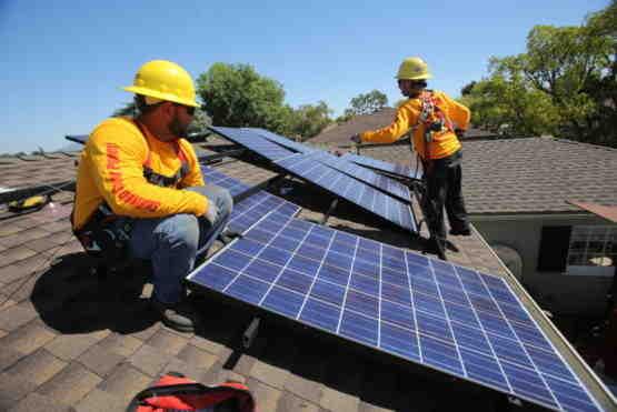 Solar Installers 92056