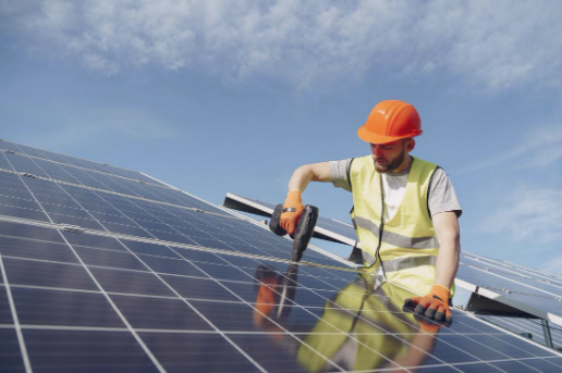 What is solar harvest?
