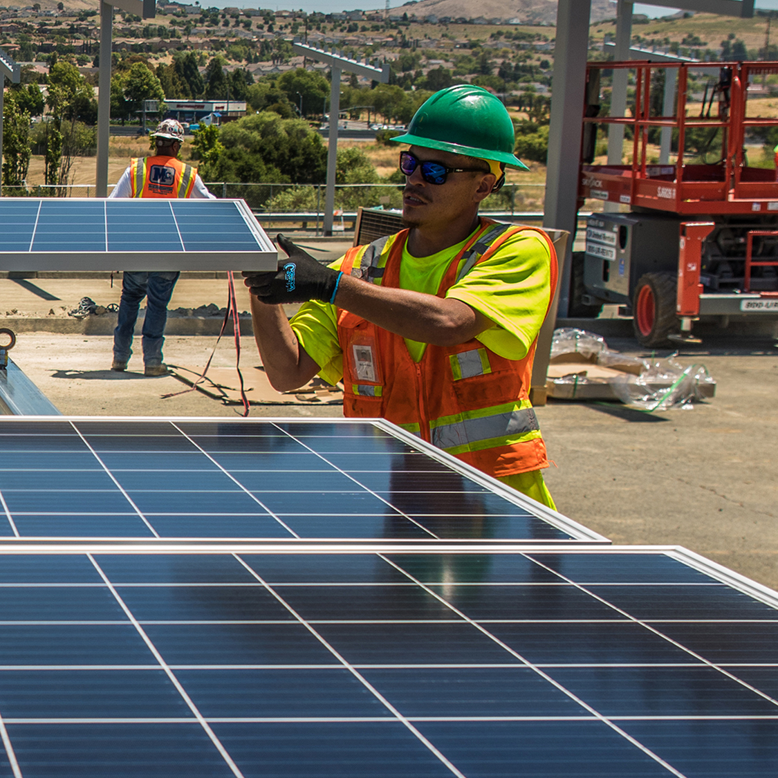 What license do I need to sell solar in California?